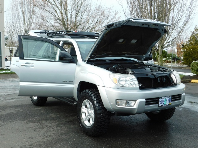 2003 Toyota 4Runner SR5 V6 4.0L / 4X4 / DIFF LOCK / LIFTED !! - Photo 28 - Portland, OR 97217