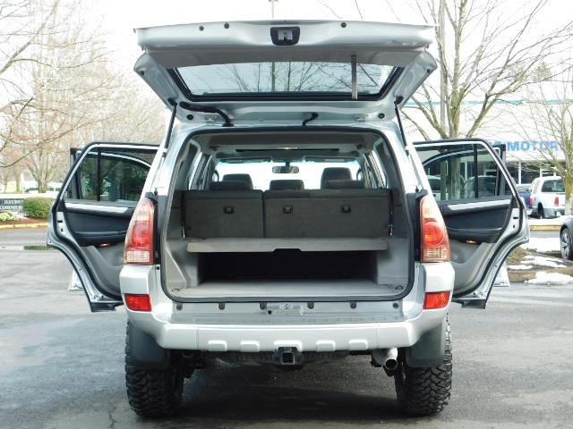 2003 Toyota 4Runner SR5 V6 4.0L / 4X4 / DIFF LOCK / LIFTED !! - Photo 26 - Portland, OR 97217