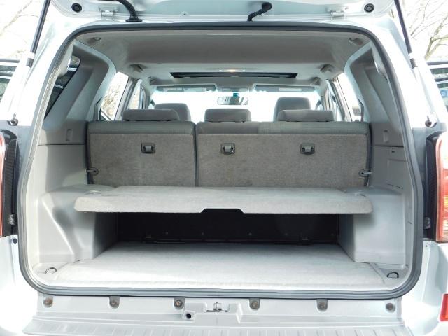 2003 Toyota 4Runner SR5 V6 4.0L / 4X4 / DIFF LOCK / LIFTED !! - Photo 21 - Portland, OR 97217