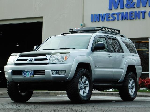2003 Toyota 4Runner SR5 V6 4.0L / 4X4 / DIFF LOCK / LIFTED !! - Photo 42 - Portland, OR 97217