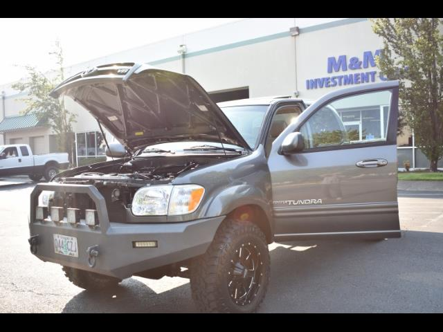 2006 Toyota Tundra Limited 4WD Double Cab V8 4.7L TRD OFF ROAD LIFTED - Photo 31 - Portland, OR 97217