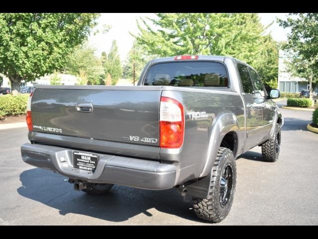 2006 Toyota Tundra Limited 4WD Double Cab V8 4.7L TRD OFF ROAD LIFTED - Photo 8 - Portland, OR 97217