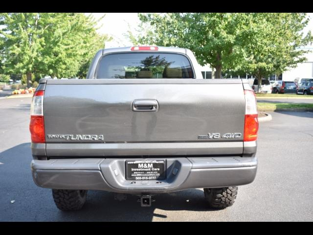 2006 Toyota Tundra Limited 4WD Double Cab V8 4.7L TRD OFF ROAD LIFTED - Photo 6 - Portland, OR 97217