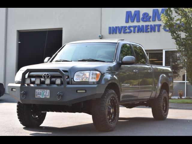 2006 Toyota Tundra Limited 4WD Double Cab V8 4.7L TRD OFF ROAD LIFTED - Photo 1 - Portland, OR 97217