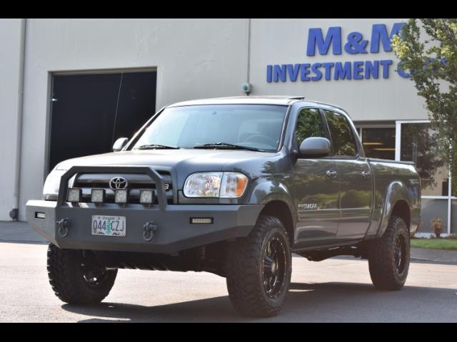 2006 Toyota Tundra Limited 4WD Double Cab V8 4.7L TRD OFF ROAD LIFTED - Photo 40 - Portland, OR 97217