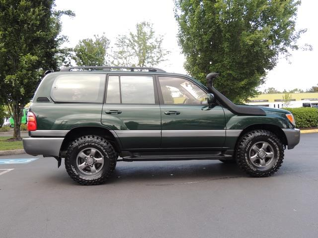 2000 Toyota Land Cruiser 4WD NEW OLD MAN EMU LIFT MUD TIRES SNORKEL   Photo  3