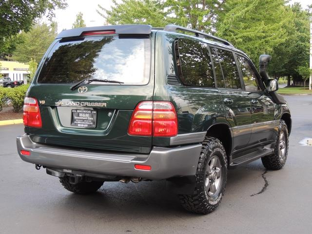 2000 toyota land cruiser 4wd new old man emu lift mud tires snorkel 2000 toyota land cruiser 4wd new old
