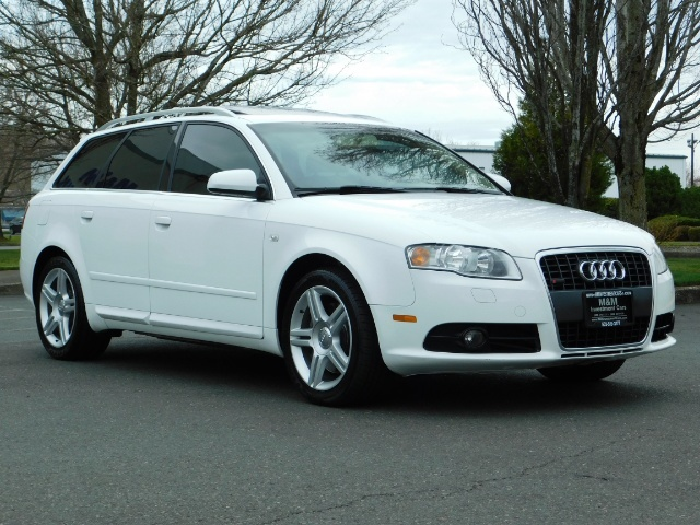 2008 Audi A4 2.0T Avant quattro AWD / S-Line / Wagon / Htd seat - Photo 2 - Portland, OR 97217