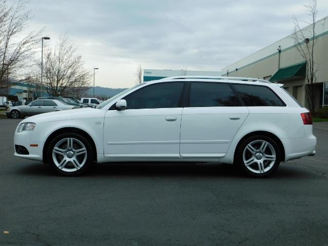 2008 Audi A4 2.0T Avant quattro AWD / S-Line / Wagon / Htd seat - Photo 3 - Portland, OR 97217