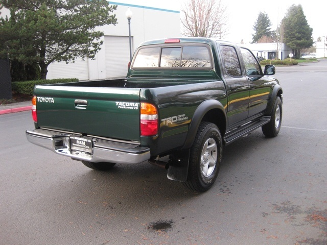 2002 Toyota Tacoma PreRunner V6/ Double Cab 4Dr   Photo 5   Portland, OR