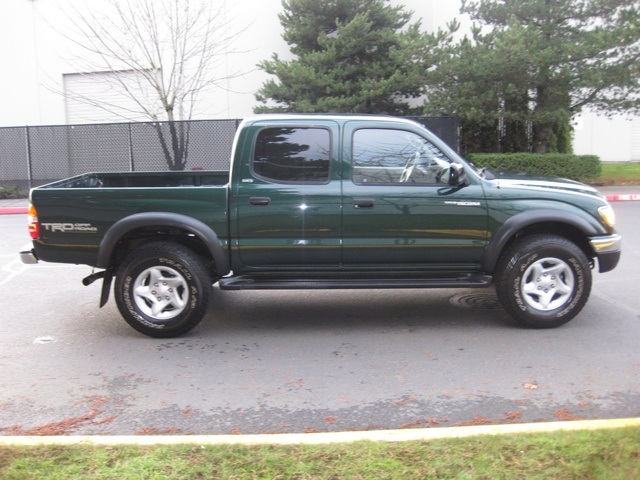 Charming 2002 Toyota Tacoma PreRunner V6/ Double Cab 4Dr   Photo 6   Portland, OR
