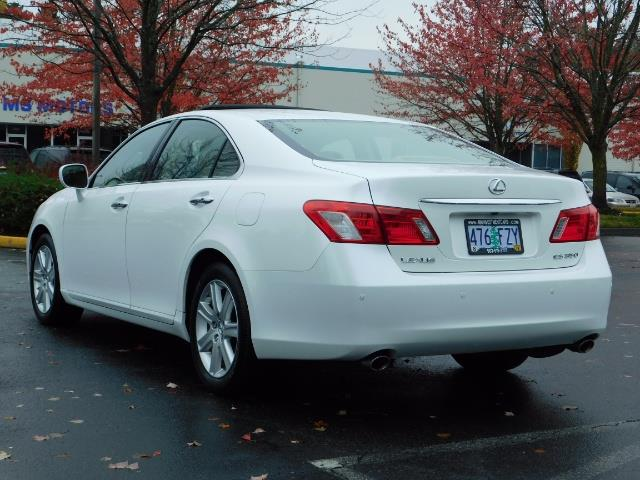 2007 Lexus ES 350 Sedan / NAVi / CAM / Heated & Cooled Seats - Photo 7 - Portland, OR 97217