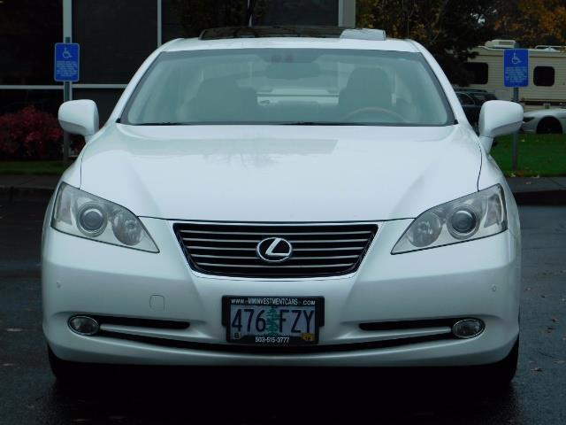2007 Lexus ES 350 Sedan / NAVi / CAM / Heated & Cooled Seats - Photo 5 - Portland, OR 97217