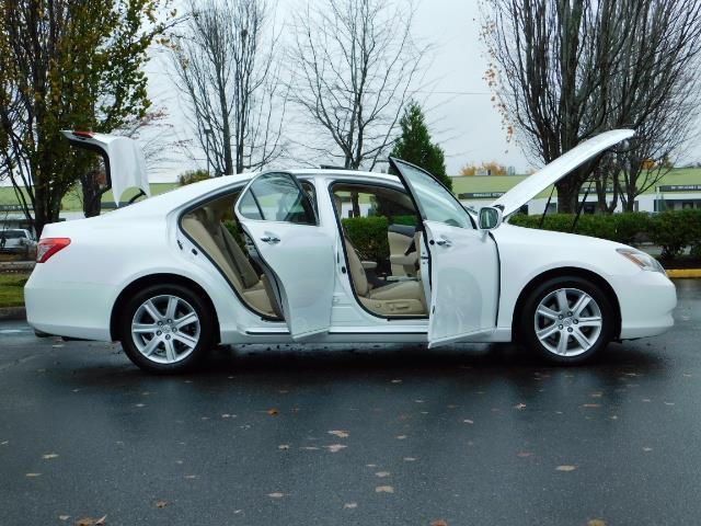 2007 Lexus ES 350 Sedan / NAVi / CAM / Heated & Cooled Seats - Photo 19 - Portland, OR 97217