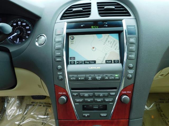 2007 Lexus ES 350 Sedan / NAVi / CAM / Heated & Cooled Seats - Photo 32 - Portland, OR 97217