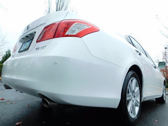 2007 Lexus ES 350 Sedan / NAVi / CAM / Heated & Cooled Seats - Photo 12 - Portland, OR 97217
