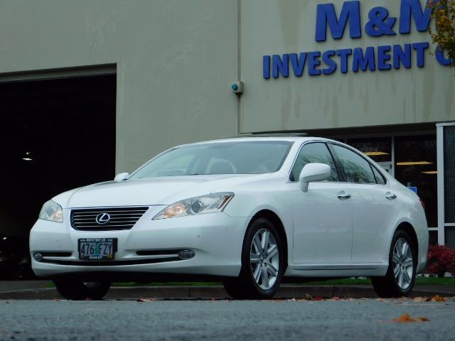 2007 Lexus ES 350 Sedan / NAVi / CAM / Heated & Cooled Seats - Photo 47 - Portland, OR 97217