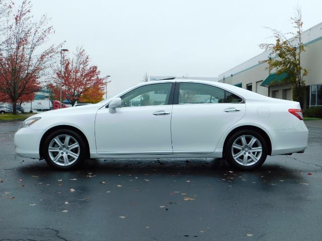 2007 Lexus ES 350 Sedan / NAVi / CAM / Heated & Cooled Seats - Photo 3 - Portland, OR 97217