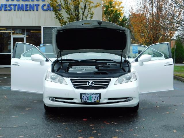 2007 Lexus ES 350 Sedan / NAVi / CAM / Heated & Cooled Seats - Photo 21 - Portland, OR 97217