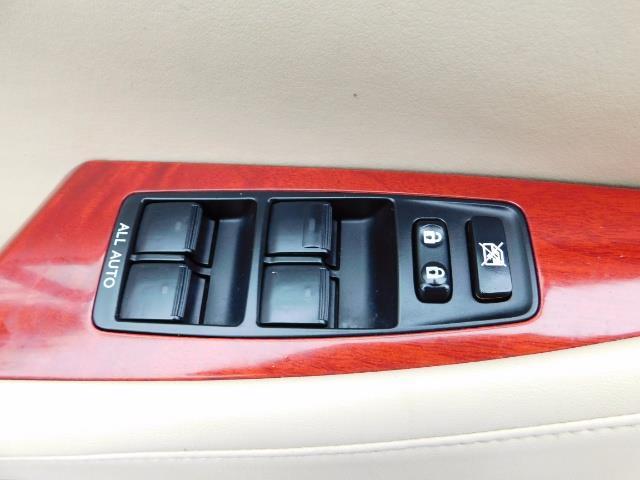 2007 Lexus ES 350 Sedan / NAVi / CAM / Heated & Cooled Seats - Photo 24 - Portland, OR 97217