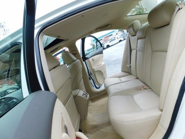 2007 Lexus ES 350 Sedan / NAVi / CAM / Heated & Cooled Seats - Photo 26 - Portland, OR 97217