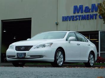2007 Lexus ES 350 Sedan / NAVi / CAM / Heated & Cooled Seats Sedan