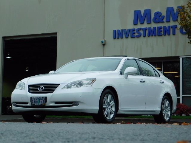 2007 Lexus ES 350 Sedan / NAVi / CAM / Heated & Cooled Seats - Photo 1 - Portland, OR 97217