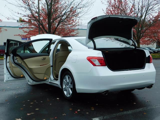 2007 Lexus ES 350 Sedan / NAVi / CAM / Heated & Cooled Seats - Photo 15 - Portland, OR 97217