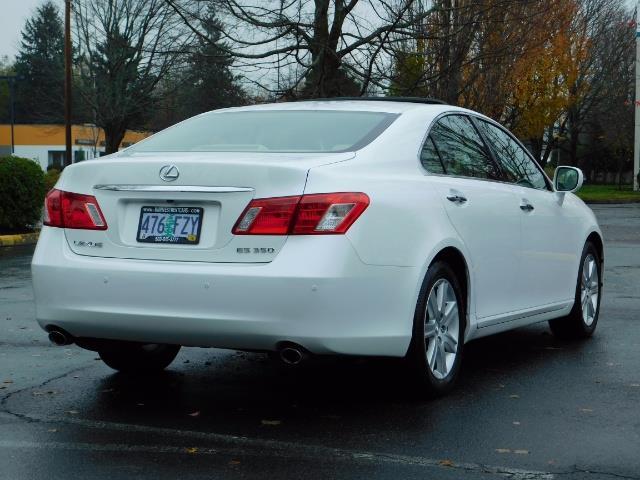2007 Lexus ES 350 Sedan / NAVi / CAM / Heated & Cooled Seats - Photo 8 - Portland, OR 97217