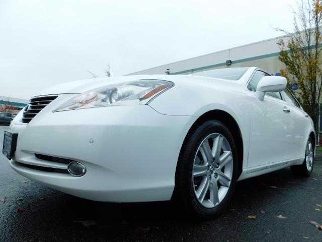 2007 Lexus ES 350 Sedan / NAVi / CAM / Heated & Cooled Seats - Photo 9 - Portland, OR 97217