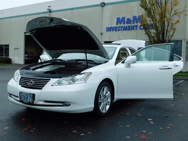 2007 Lexus ES 350 Sedan / NAVi / CAM / Heated & Cooled Seats - Photo 13 - Portland, OR 97217