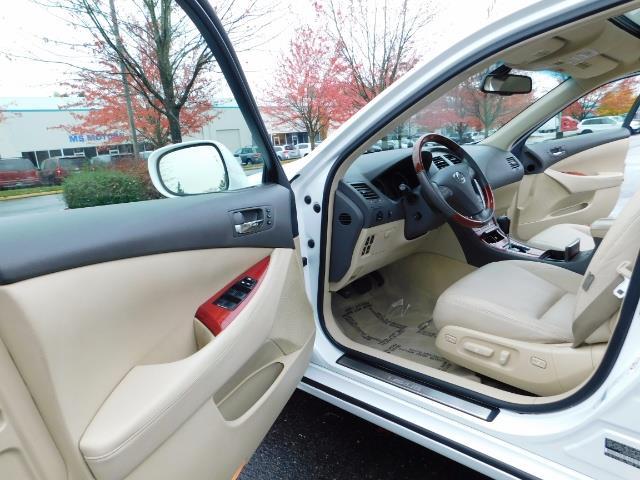 2007 Lexus ES 350 Sedan / NAVi / CAM / Heated & Cooled Seats - Photo 23 - Portland, OR 97217