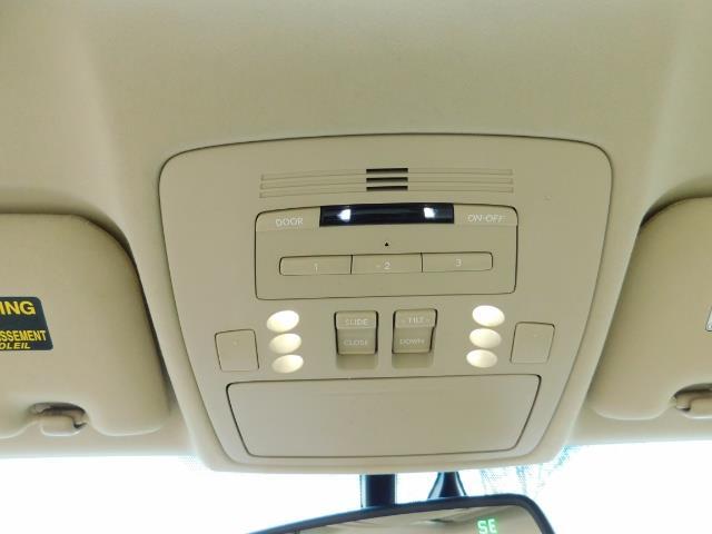 2007 Lexus ES 350 Sedan / NAVi / CAM / Heated & Cooled Seats - Photo 34 - Portland, OR 97217