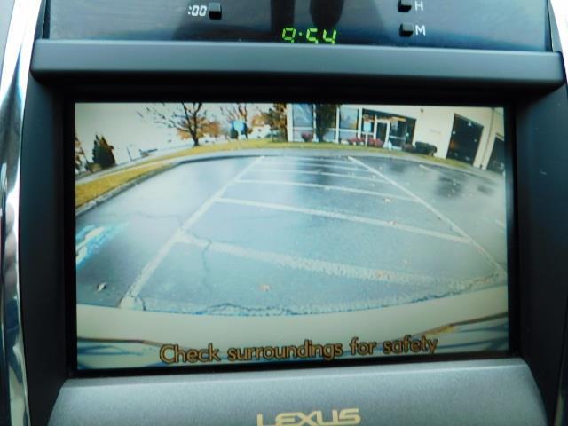 2007 Lexus ES 350 Sedan / NAVi / CAM / Heated & Cooled Seats - Photo 39 - Portland, OR 97217