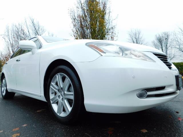 2007 Lexus ES 350 Sedan / NAVi / CAM / Heated & Cooled Seats - Photo 10 - Portland, OR 97217
