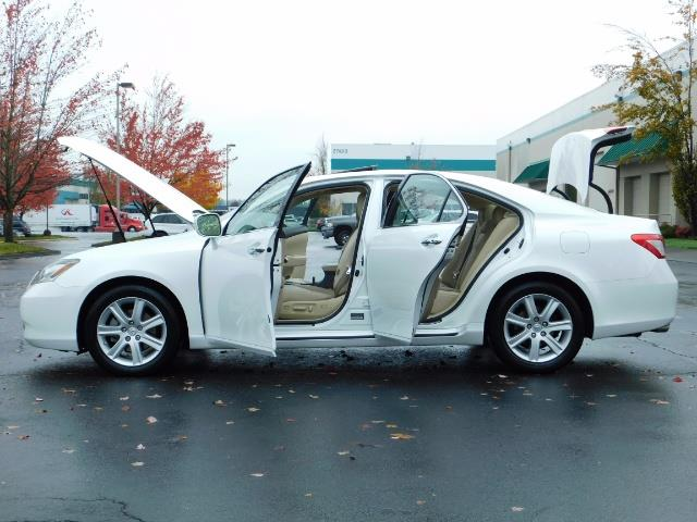 2007 Lexus ES 350 Sedan / NAVi / CAM / Heated & Cooled Seats - Photo 14 - Portland, OR 97217