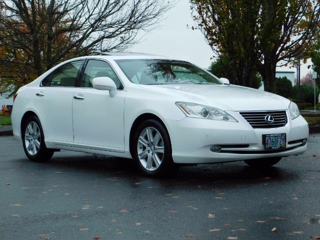 2007 Lexus ES 350 Sedan / NAVi / CAM / Heated & Cooled Seats - Photo 2 - Portland, OR 97217