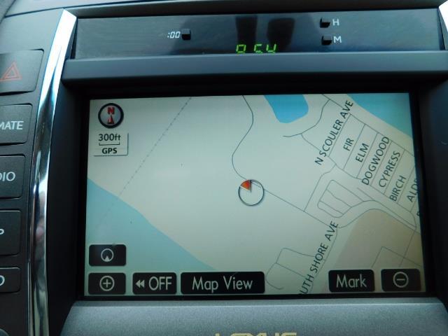 2007 Lexus ES 350 Sedan / NAVi / CAM / Heated & Cooled Seats - Photo 33 - Portland, OR 97217