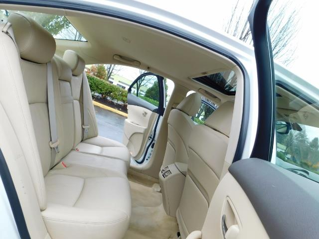 2007 Lexus ES 350 Sedan / NAVi / CAM / Heated & Cooled Seats - Photo 27 - Portland, OR 97217