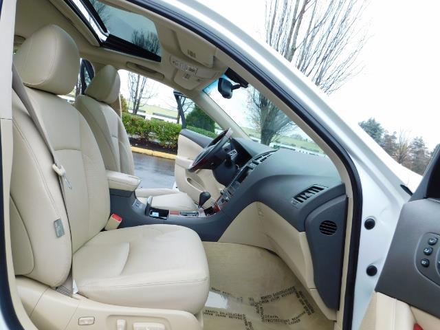 2007 Lexus ES 350 Sedan / NAVi / CAM / Heated & Cooled Seats - Photo 28 - Portland, OR 97217