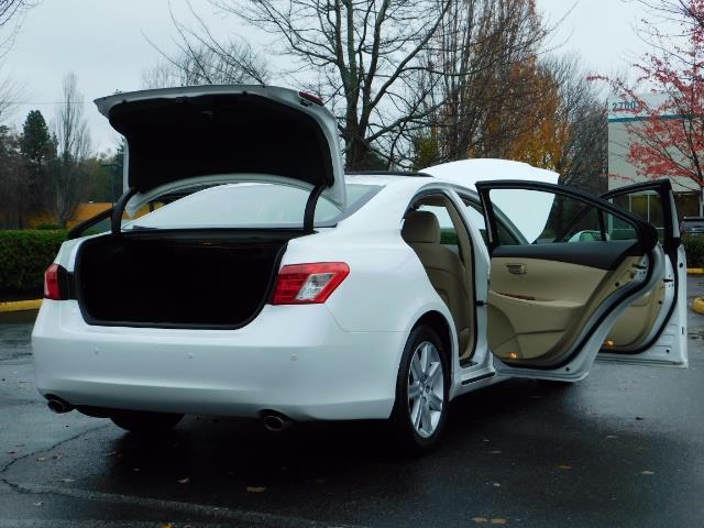 2007 Lexus ES 350 Sedan / NAVi / CAM / Heated & Cooled Seats - Photo 18 - Portland, OR 97217