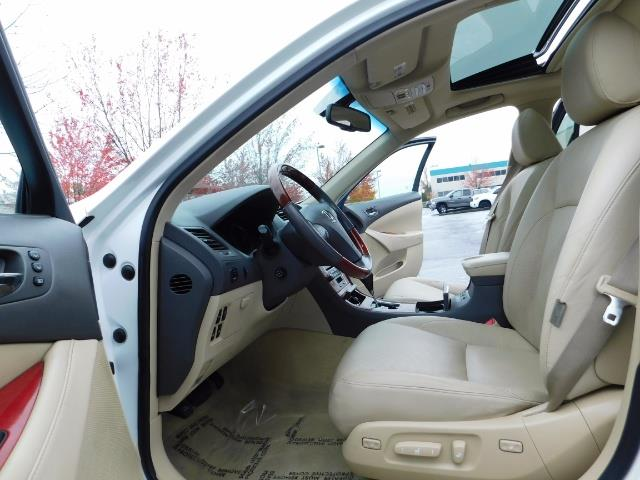 2007 Lexus ES 350 Sedan / NAVi / CAM / Heated & Cooled Seats - Photo 25 - Portland, OR 97217