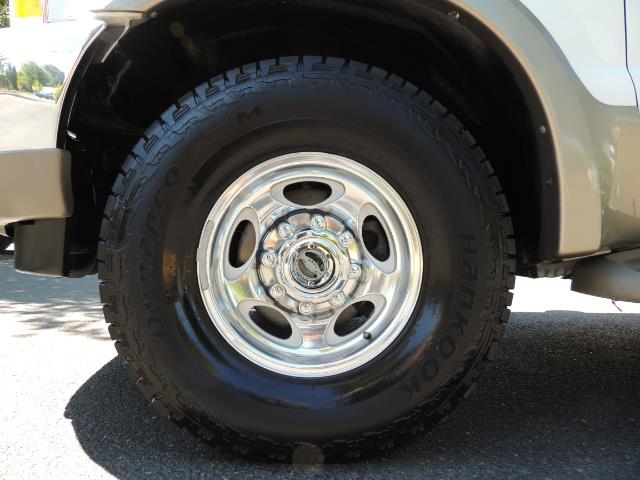 2001 Ford Excursion Limited / 4WD / 7.3L DIESEL / Excel Cond