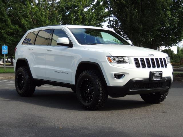 2015 jeep grand cherokee laredo sport utility 4wd lifted lifted. Black Bedroom Furniture Sets. Home Design Ideas