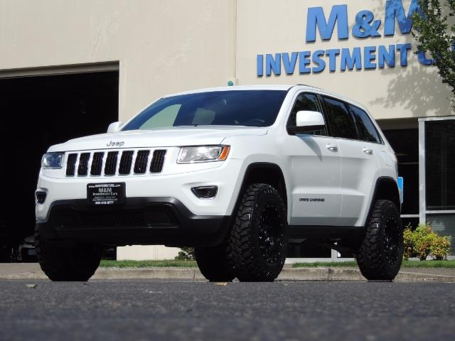 2015 Jeep Grand Cherokee Laredo / Sport Utility / 4WD / LIFTED LIFTED    Photo 1