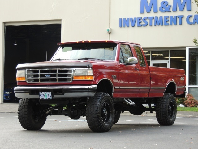 95 ford f250 4x4