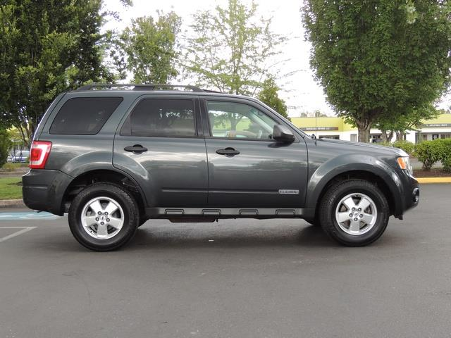 2008 Ford Escape Xlt Sport Utility Sunroof New Tires Photo 4