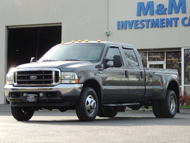 2002 Ford F350 >> 2002 Ford F 350 Lariat 4x4 7 3l Diesel Dually Low Miles