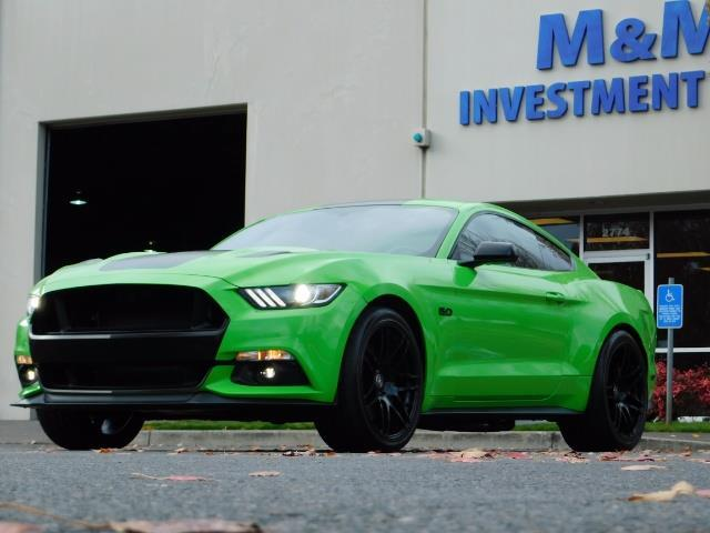 2015 Ford Mustang GT Premium / 6-SPEED / ONE OF A KIND / 16K MILES - Photo 56 - Portland, OR 97217
