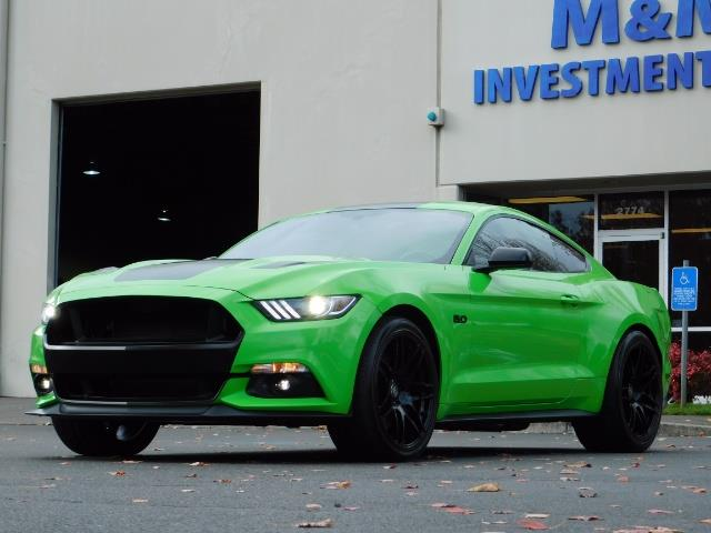 2015 Ford Mustang GT Premium / 6-SPEED / ONE OF A KIND / 16K MILES - Photo 57 - Portland, OR 97217